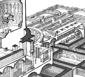 I sotterranei di San Clemente